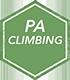 PA Climbing Logo